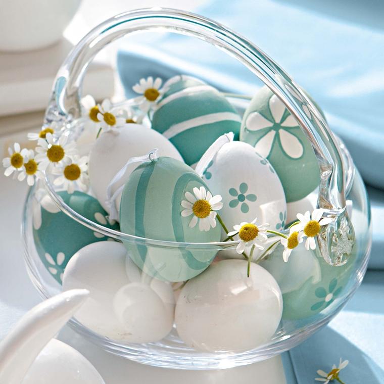 decorazioni pasquali uova fa te