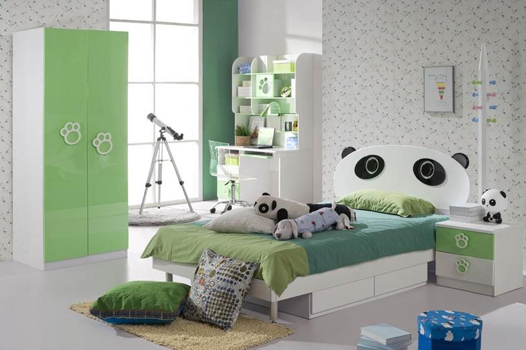 Camerette ragazzi: un tocco di design interiore moderno
