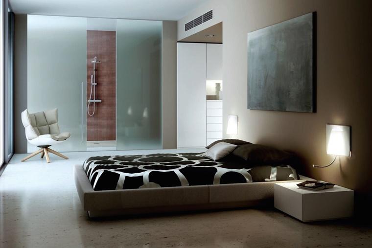Camera da letto moderna 24 idee di arredamento - Stile casa moderna ...