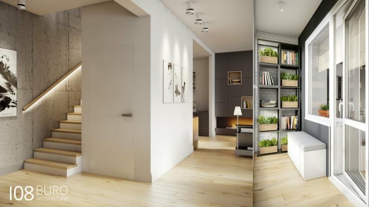 Stile moderno di buro 108 idee per la casa di legno for Quanto costruire una casa in stile artigiano