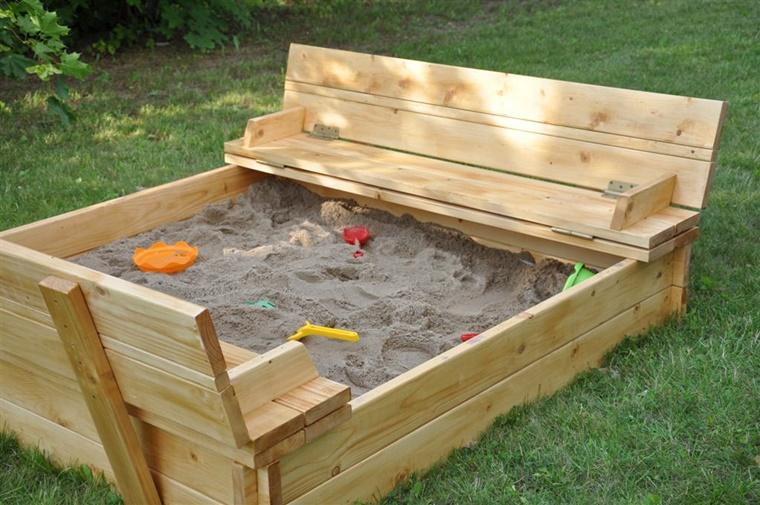 divertimento bambini composizione legno pieno sabia
