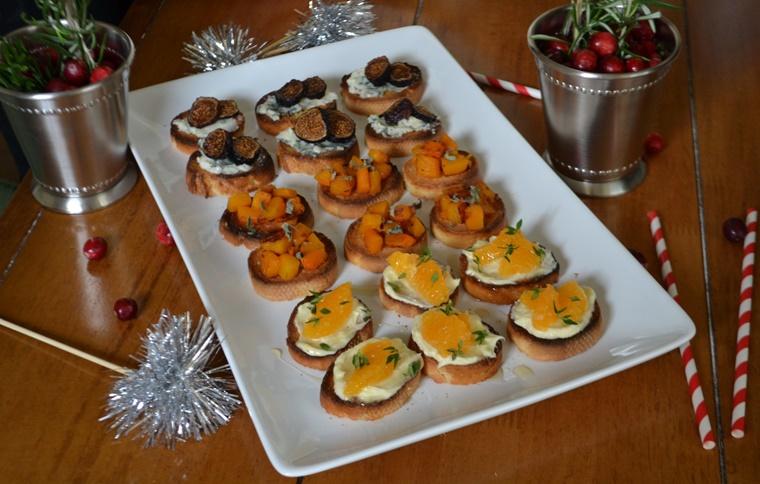 finger food aperitivo festa casa