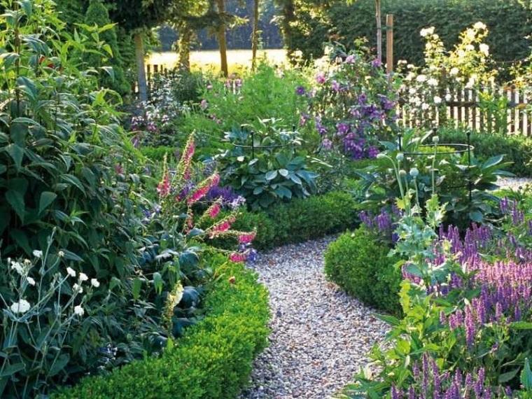 ghiaia da giardino soluzione piante