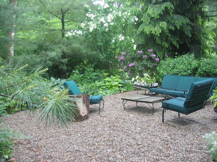 Ghiaia da giardino, come trasformare l\u0027area esterna in modo semplice ed  originale