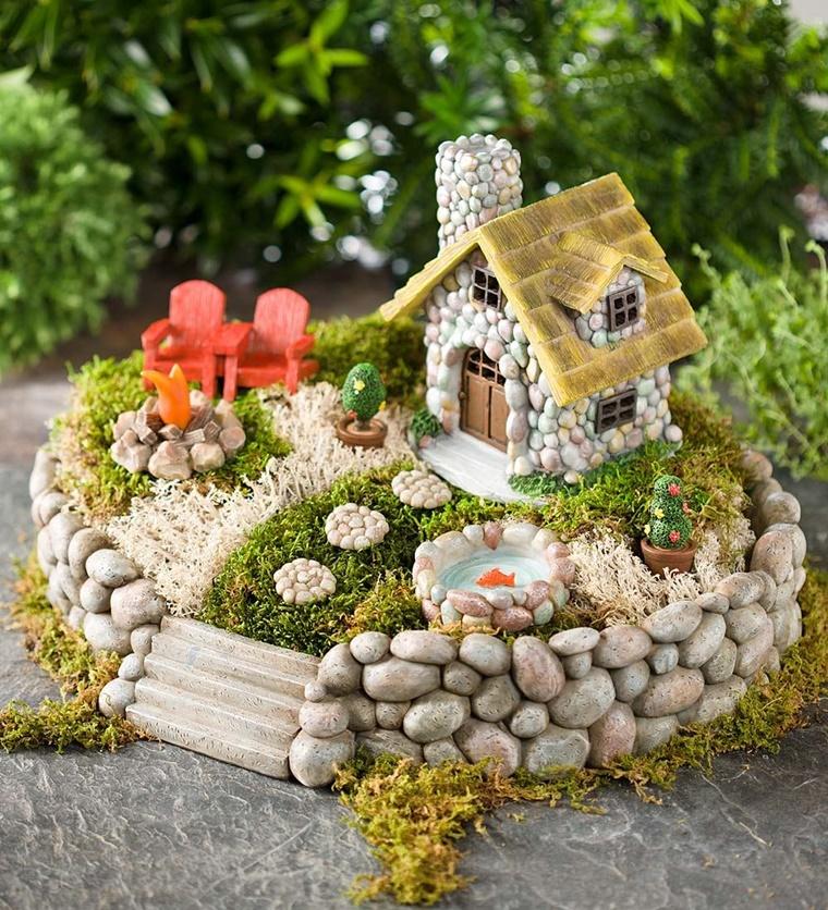 decorare il giardino fai da te