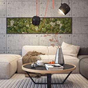 Giardino verticale - varie idee per l'esterno e l'interno