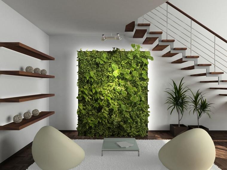 giardino verticale soluzione ideale originale casa moderna