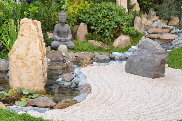 Decorazioni fai da te per un giardino dal design originale for Idea per giardino