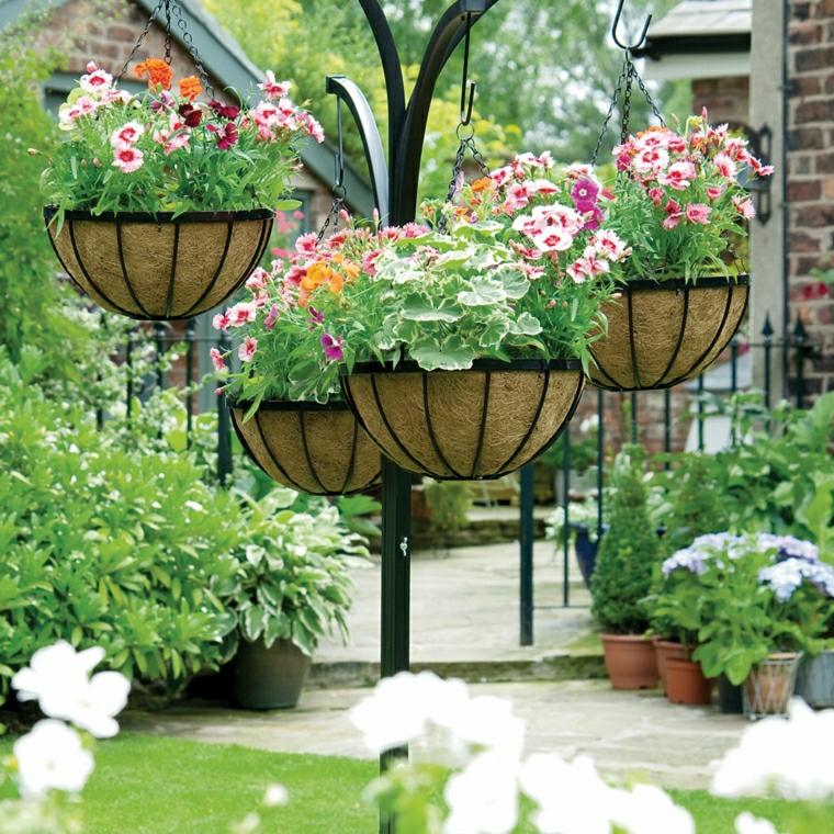 idee giardino colorate vivaci interessanti fiori