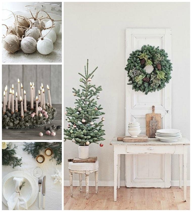 Decorazioni natalizie idee genuine per la vostra casa for Addobbi natalizi fai da te 2016