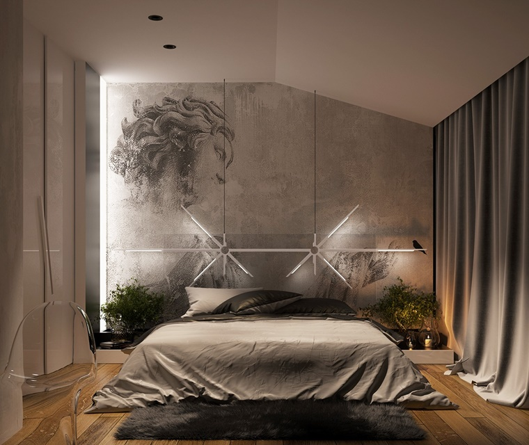 Beautiful Faretti In Camera Da Letto Photos - Design and Ideas ...