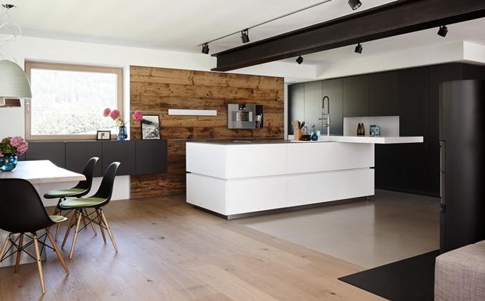Cucine Moderne A Parete. Great Pareti Cucine Moderne Le ...