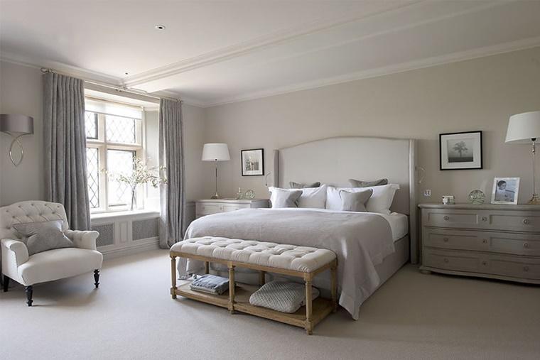 Camera da letto moderna 24 idee di arredamento for Stanza da letto matrimoniale