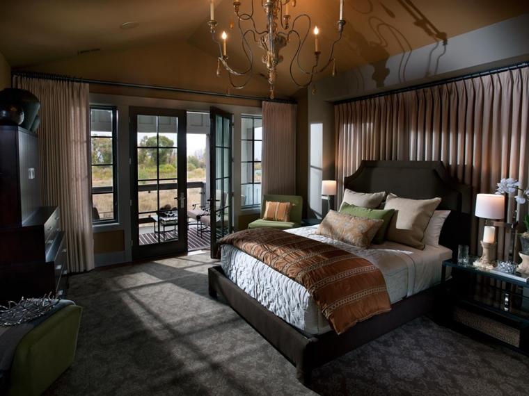 Camere Da Letto Tradizionali : Lampadari moderni camera da letto idee di tendenza