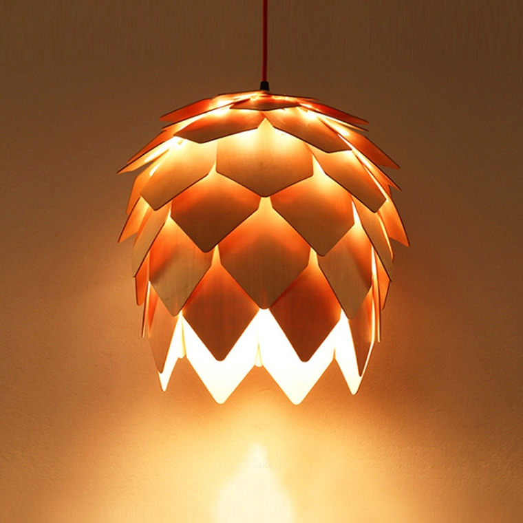 lampadario carciofo moderno ideale per qualsiasi tipo di ambiente