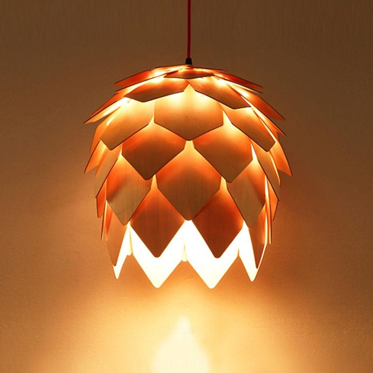 Lampade tante idee fai da te per illuminare la casa - Lampade bambini design ...