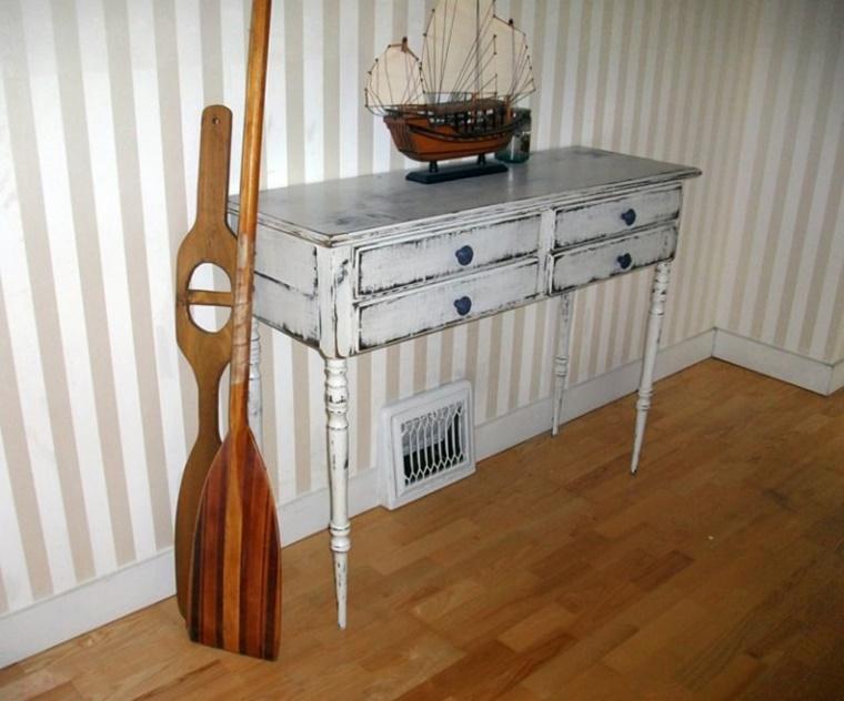 mobiletto vintage idea creativa casa