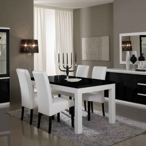 Sala da pranzo classica scelta intramontabile per zona - Arredamento sala da pranzo moderna ...