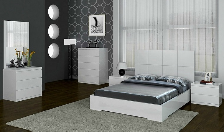 Camera da letto moderna 24 idee di arredamento for Arredamento camera ragazzo