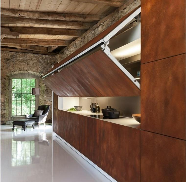 Cucine Moderne A Scomparsa.Immagini Cucine Moderne Soluzioni Di Design E Praticita Archzine It
