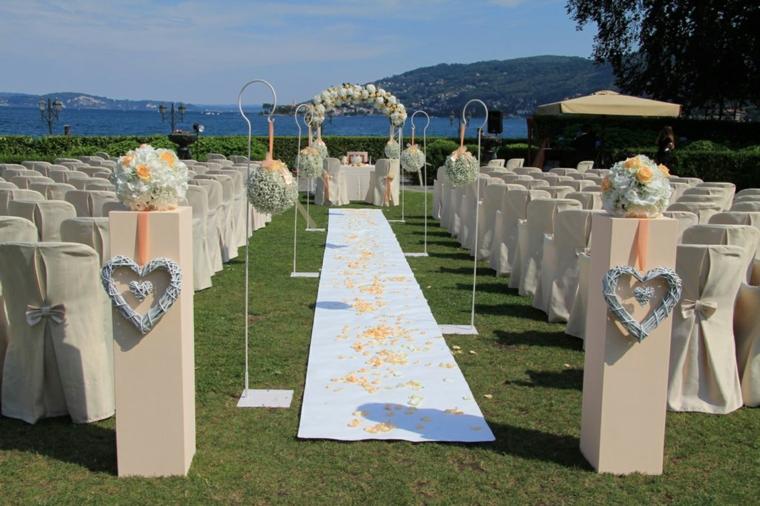 nozze matrimonio decorazioni particolari originali