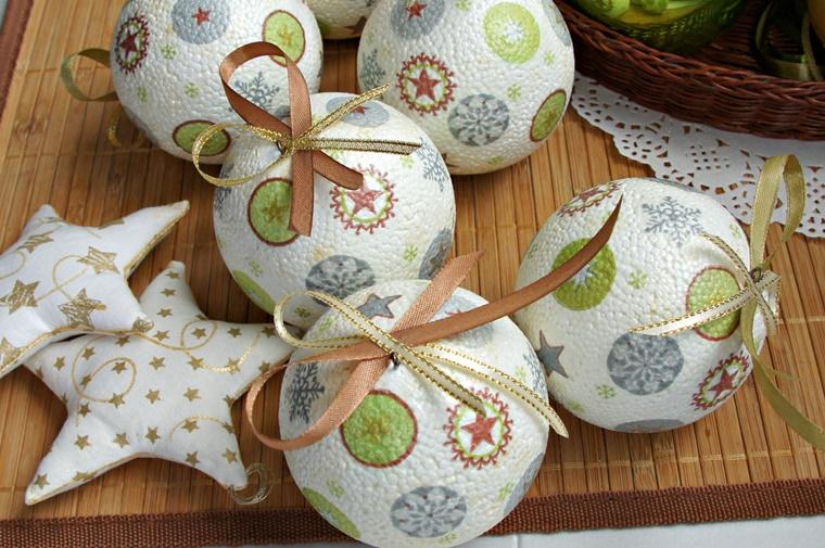 oggetti natalizi idee decorare casa