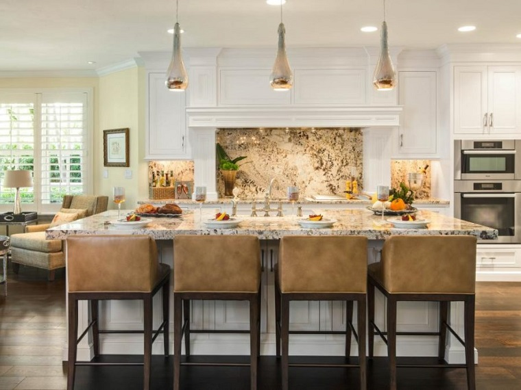 paraschizzi cucina granito uguale top tavolo