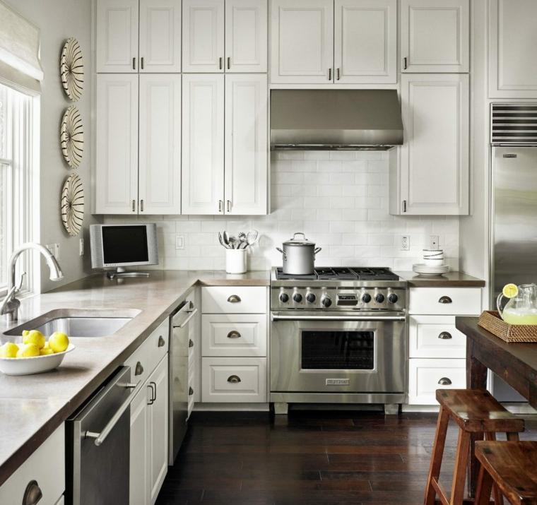 piano cucina classico tradizionale elegante