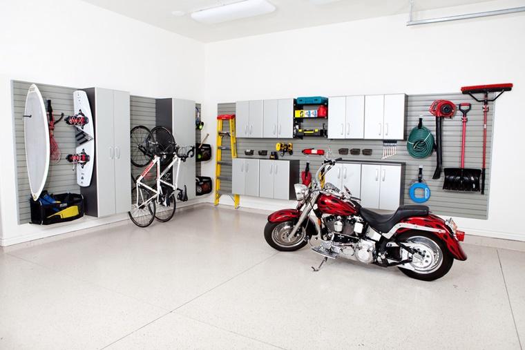 Portabiciclette da parete soluzione ideale e anche di for Idee di layout di garage