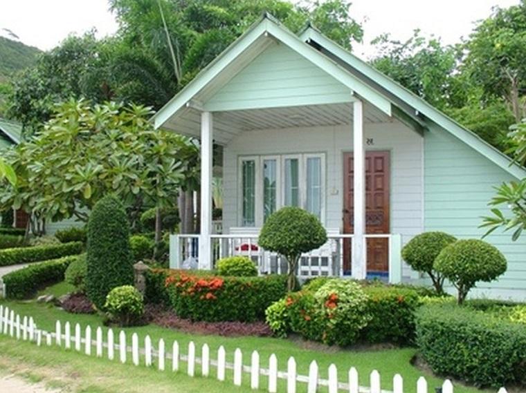 progettare un giardino fronte casa