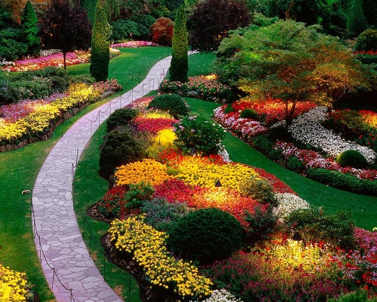 progettare un giardino idee design