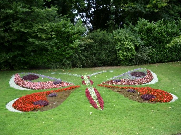 progettare un giardino ispirandosi natura