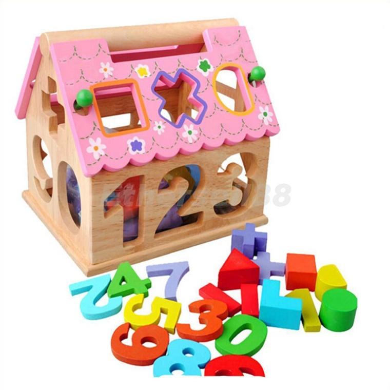regali originali legno gioco incastro