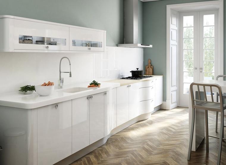 Piastrelle muro cucina. simple piastrelle muro cucina piastrelle