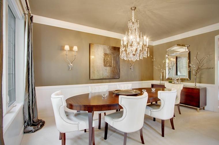 Sala da pranzo classica - scelta intramontabile per zona giorno ...