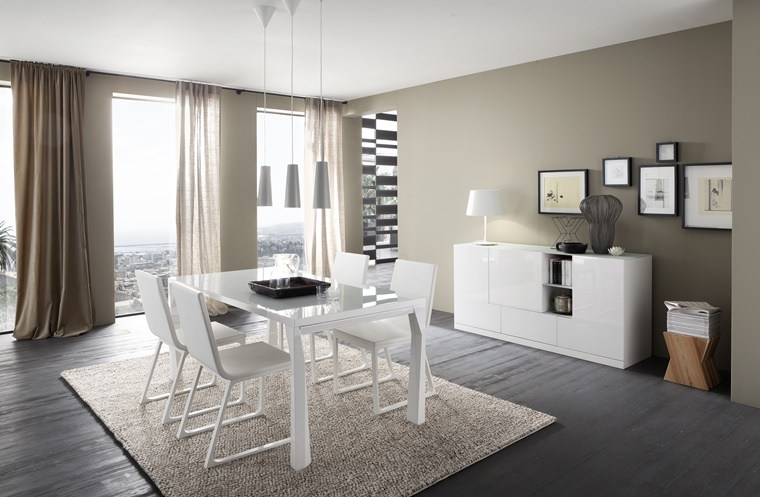 Stunning Sala Da Pranzo Design Ideas - Design Trends 2017 ...