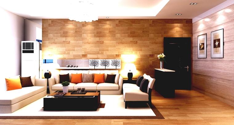 salotto moderno divano bianco cuscini colorati