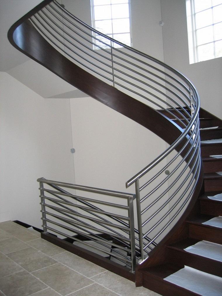 scale interne moderne stile minimal
