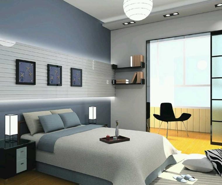 Arredare camera da letto piccola idee salvaspazio - Colori stanza da letto ...