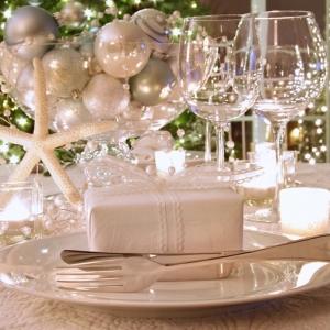 Decori natalizi - stile ed eleganza per addobbare la vostra tavola
