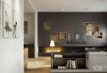 Stile moderno da Buro 108 – idee per una casa in legno