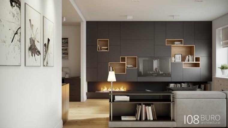 Soggiorno Moderno Elegante ~ la scelta giusta è variata sul design ...