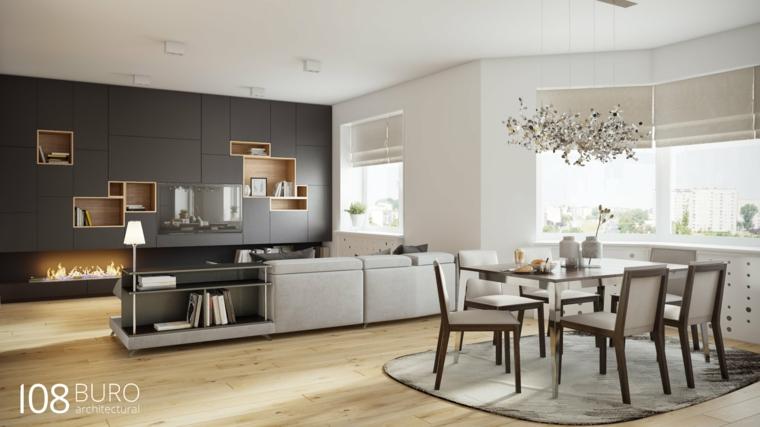 Stile moderno di Buro 108 - idee per la casa di legno