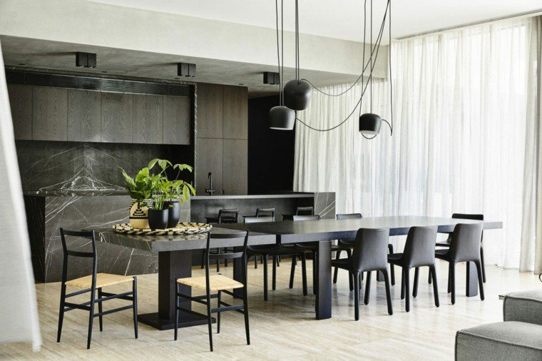 Tavolo Da Pranzo Moderno : Sala da pranzo moderna idee darredamento per la zona living