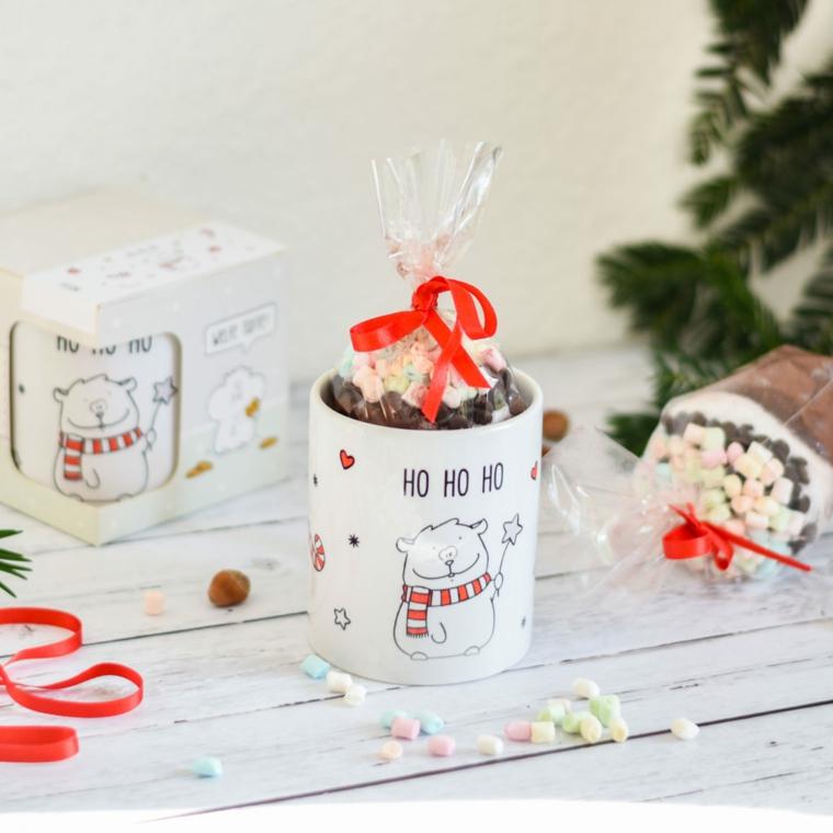 tazza di porcellana bianca con disegni fai da te regali originali per lui