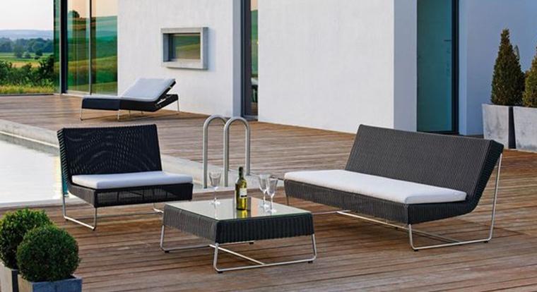 Terrazzi moderni complementi d 39 arredo e consigli pratici for Tavolino terrazzo