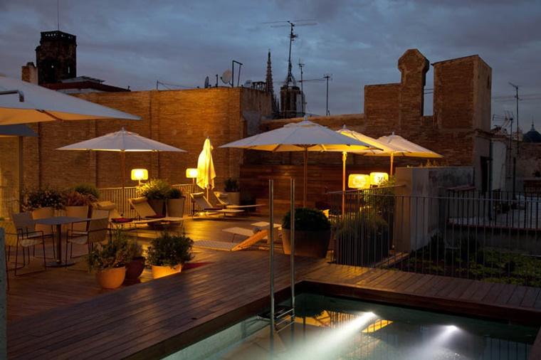 Arredare terrazzo - idee di arredamento per un angolo ...