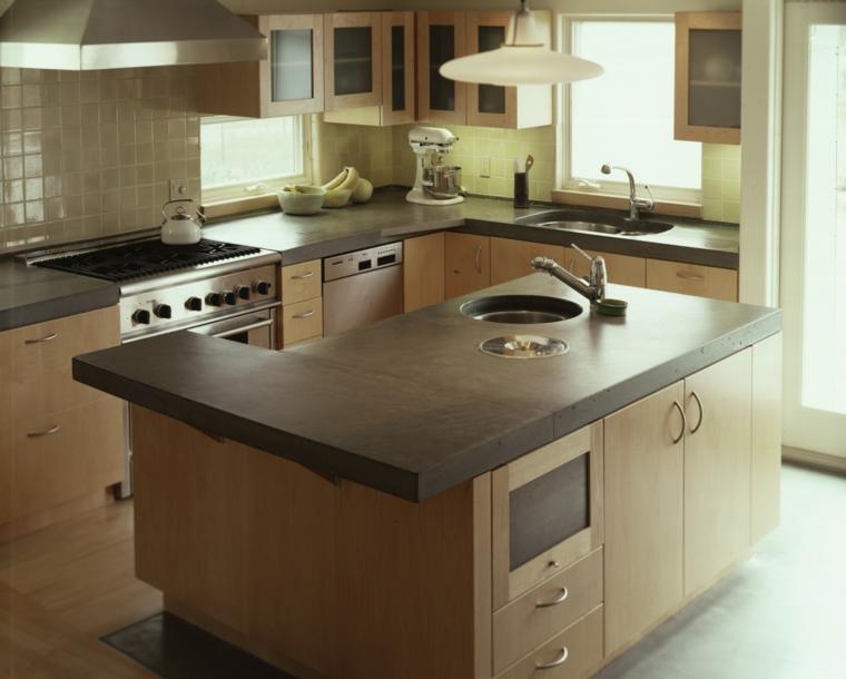 top per cucine classico elegante legno