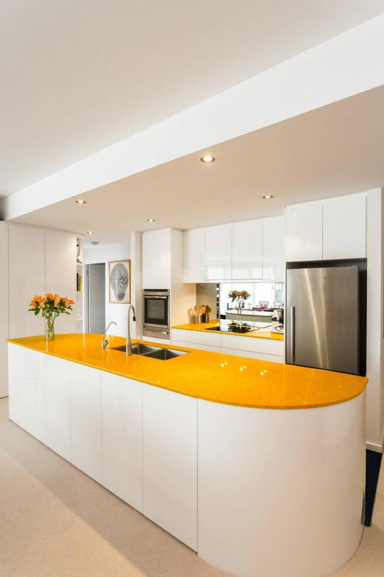 Top cucina tantissime proposte per la scelta migliore - Top cucina in cemento ...