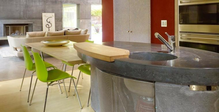 top per cucine interessante dettagli legno